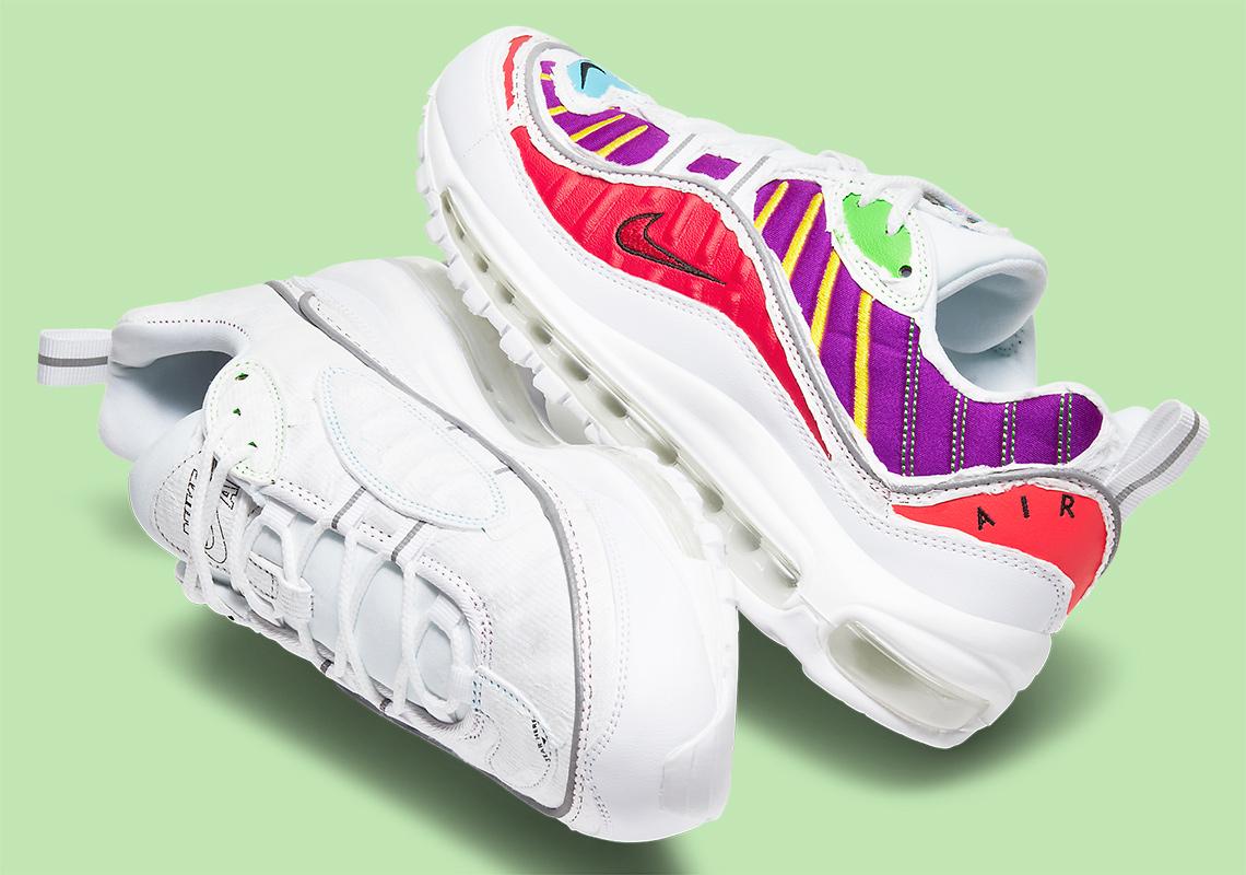 Nike Air Max 98 : Nike, Air Jordan und andere Multi Brand