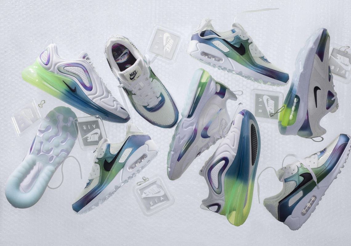 Nike Air Max Bubble Pack 2020 Release Date | SneakerNews.com