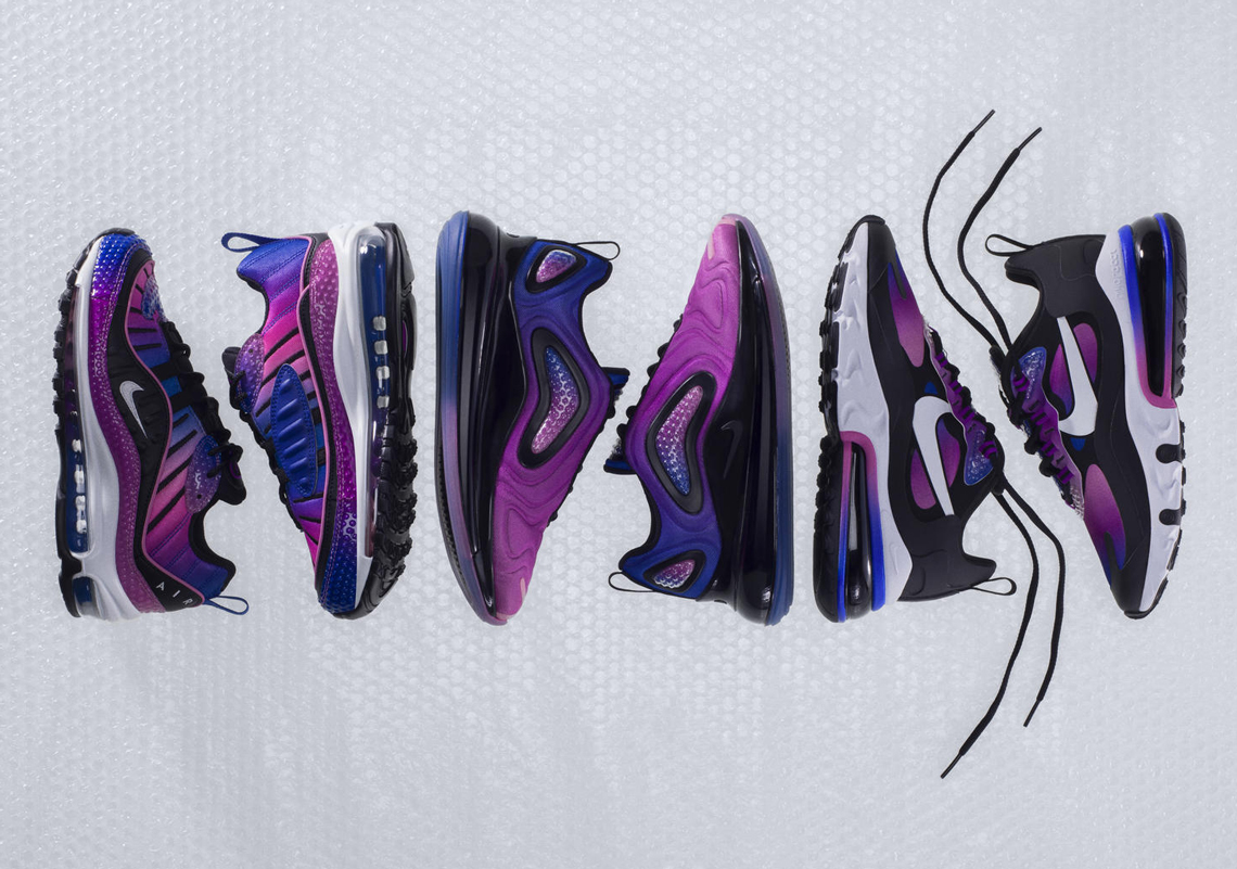Nike Air Max Bubble Pack 2020 Release