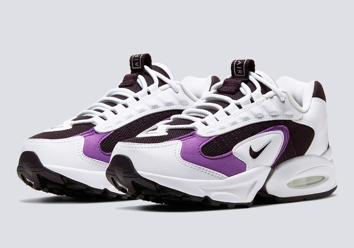Nike AIr Max Triax 96 Purple Nebula CT1276-100 | SneakerNews.com