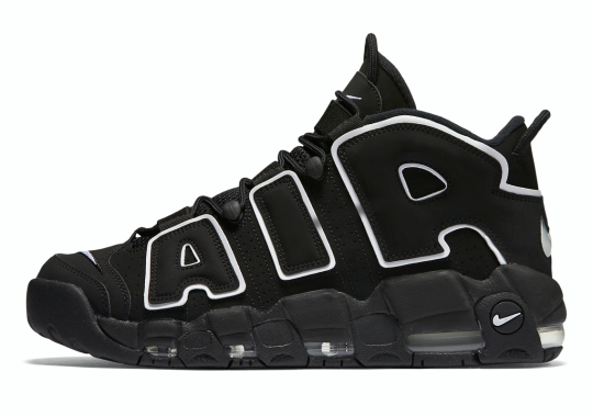 The Original Nike Air More Uptempo Set For A Holiday 2020 Return