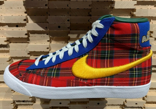The Nike Blazer Mid Celebrates Coming To America With A McDowell's Inspired Outfit