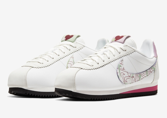 Nike Gives The Cortez The Valentine's Day Effect