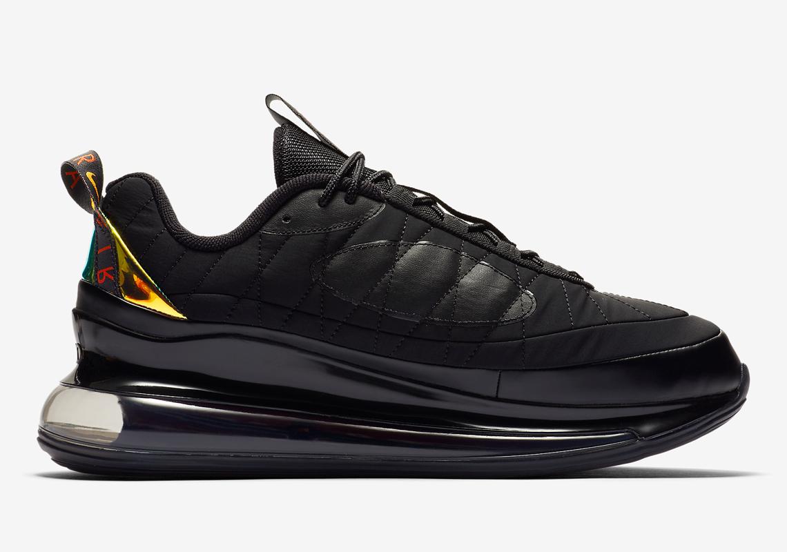 Nike Air Max 720 818 Black Gold CV1646 001 |
