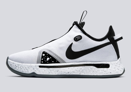 "The Nike PG 4 ""Oreo"" Is Coming On March 16th"