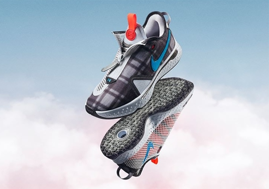 "Where To Buy The Nike PG 4 ""Plaid"""