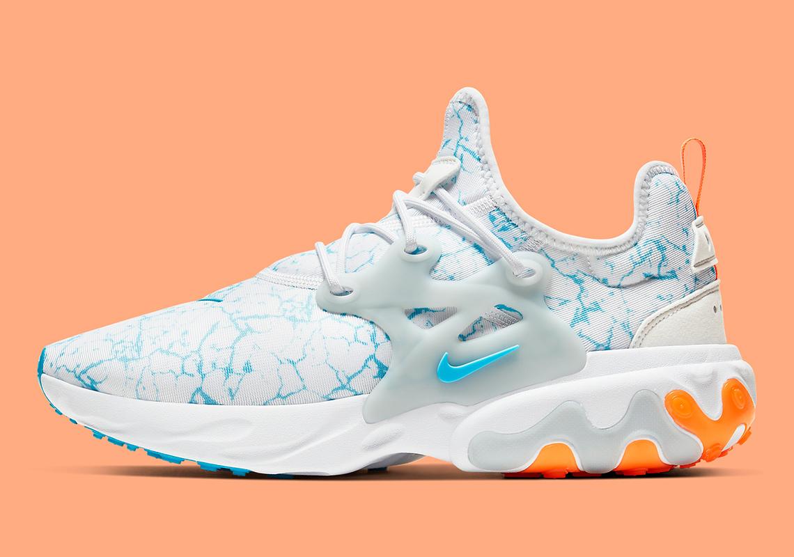 The Nike React Presto Premium Adds
