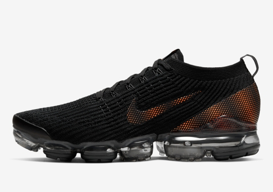 Dot Patterns Appear On The Nike Vapormax Flyknit 3
