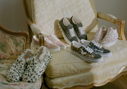 Sandy Liang Captures The Eclecticism Of New York City With Her Vans Collaboration