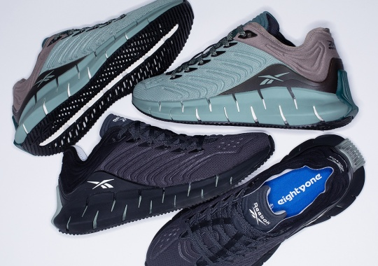"VAINL ARCHIVE Leads Reebok's ""eightyone"" Collection With Two Understated Zig Kineticas"