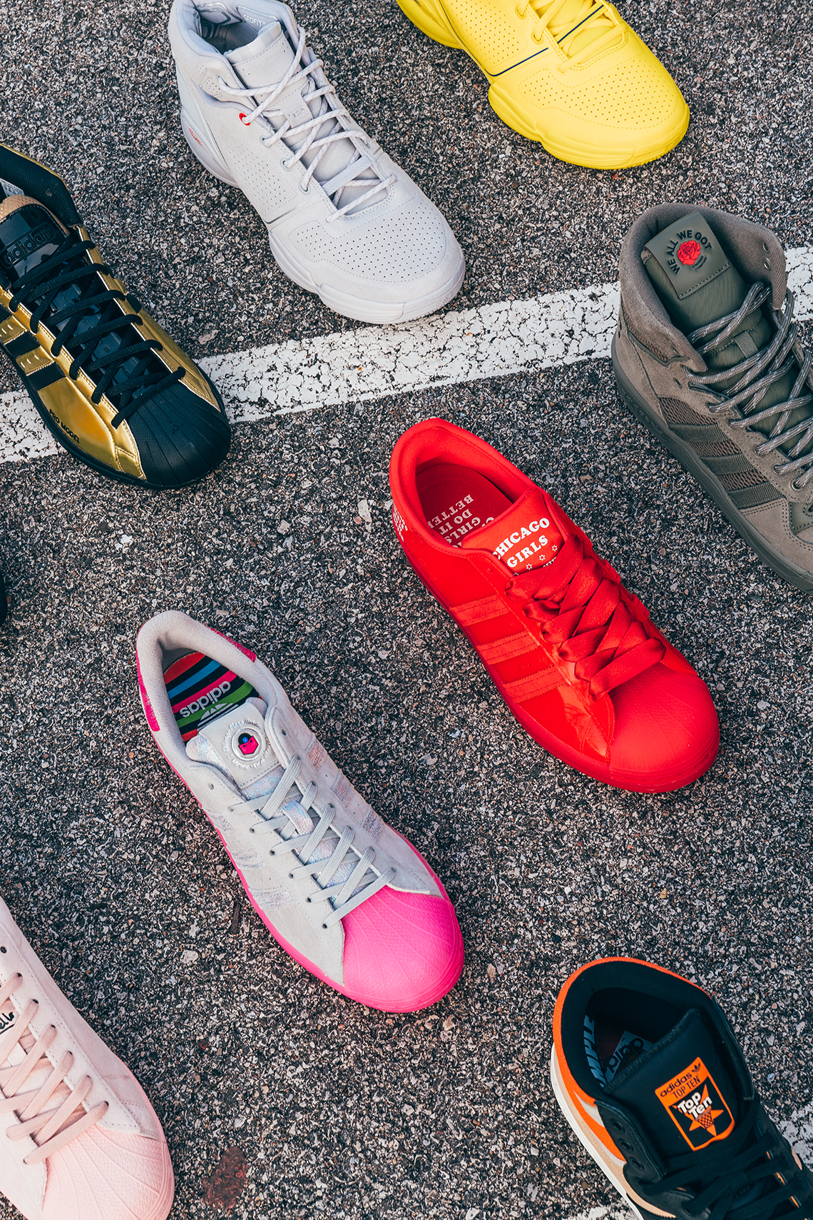 Adidas 2020 NBA All Star Weekend Collection Release Date