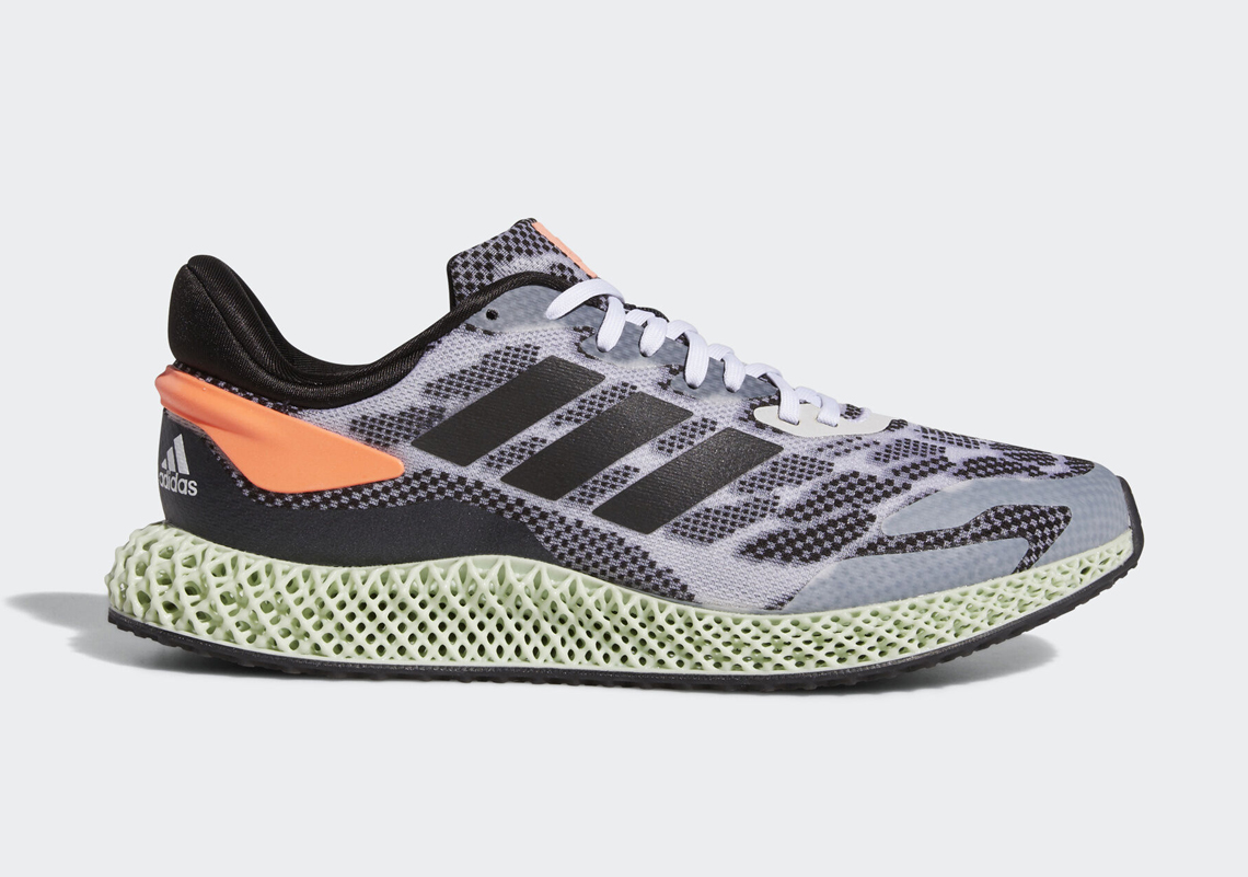 adidas 4D Run 1.0 Signal Coral FW1233 | SneakerNews.com