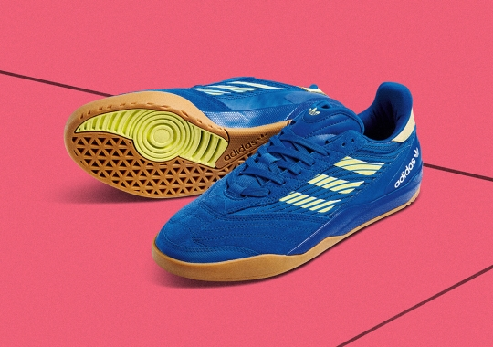 adidas Skateboarding To Debut New Copa Nationale Model on March 1st