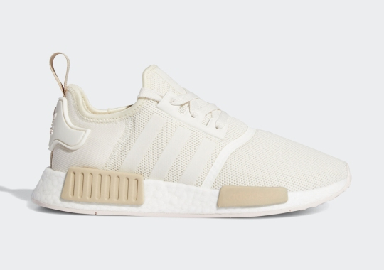 "The adidas NMD R1 ""Chalk White"" Is Dropping On March 1st"