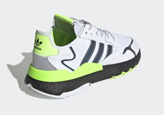 The Reflective adidas Nite Jogger Adds More Visibility With Neon Green