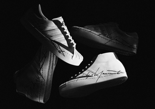 adidas Y-3 Reinterprets The Superstar With The Yohji Star And Yohji Pro
