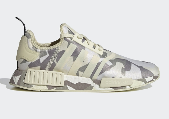 "adidas NMD R1 ""Fractal Camo"" Pack Is Available Now"