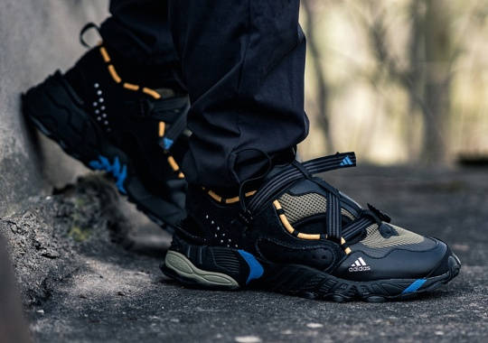 The adidas Novaturbo Ditches Gardening For Hiking