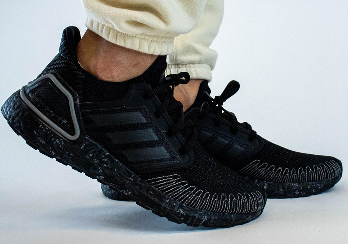 James Bond Adidas Ultra Boost 20 No Time To Die Release Info Sneakernews Com