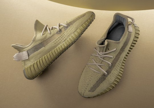 "The adidas Yeezy Boost 350 v2 ""Earth"" Releases Tomorrow"