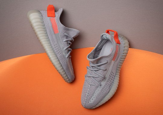 "The adidas Yeezy Boost 350 v2 ""Tail Light"" Officially Releases Tomorrow"