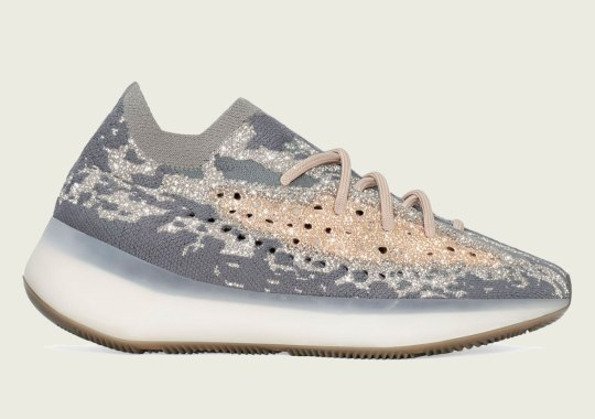 "The adidas Yeezy Boost 380 ""Mist Reflective"" Is Releasing This Weekend"