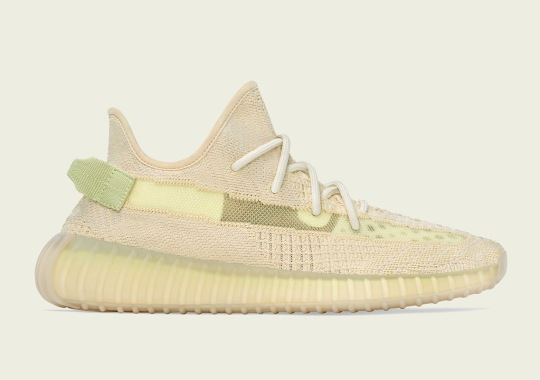 """Official Images Of The adidas Yeezy Boost 350 v2 """"Flax"""""""
