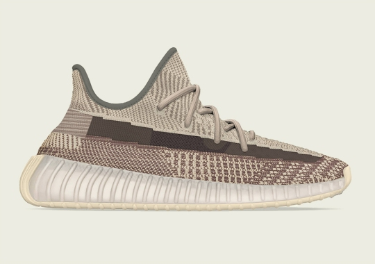 "First Look At The adidas Yeezy Boost 350 v2 ""Zyon"""