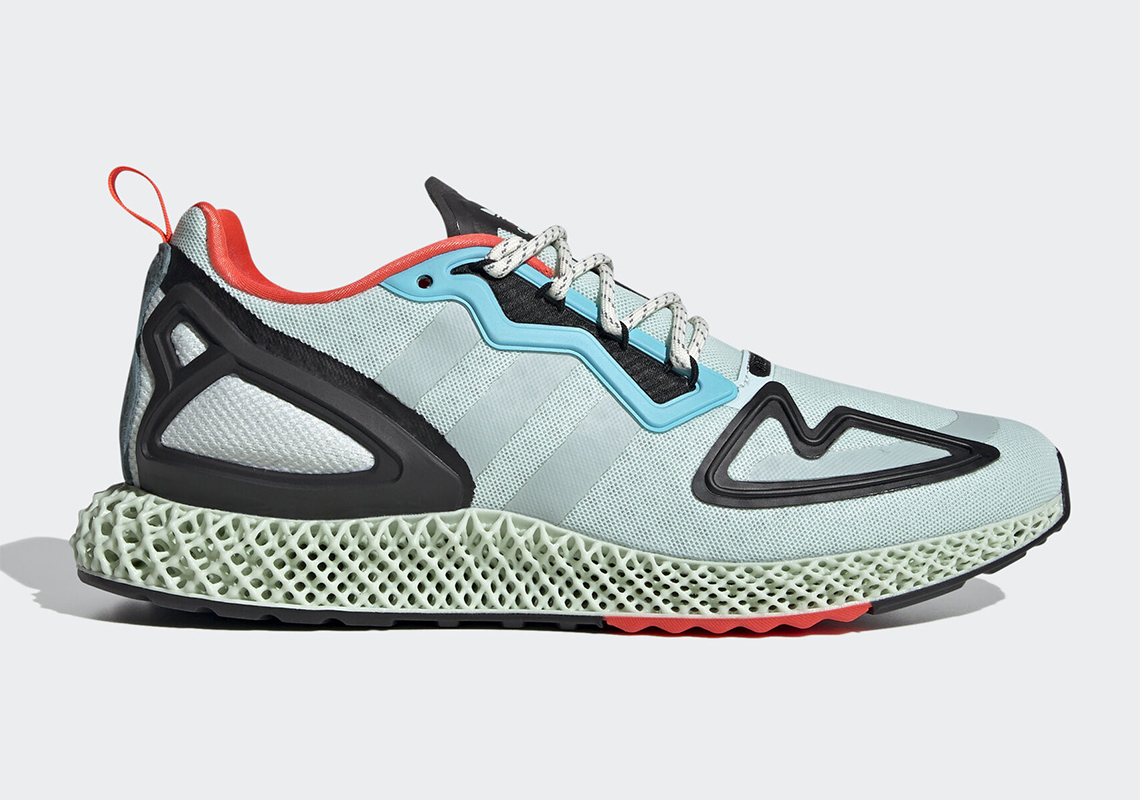 adidas ZX 2K 4D Dash Green FV8500 | SneakerNews.com