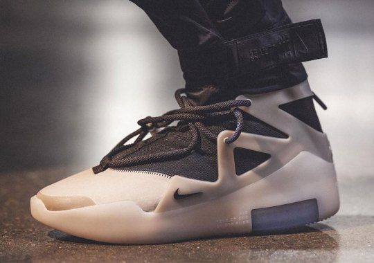 "Jerry Lorenzo Unveils The Nike Air Fear Of God 1 ""The Question"""