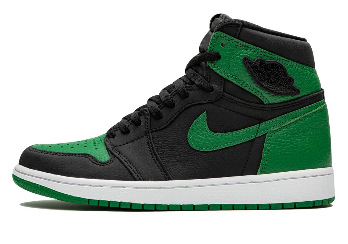 """Air Jordan 1 High OG """"Pine Green"""" Coming Soon: Best Look Yet"""