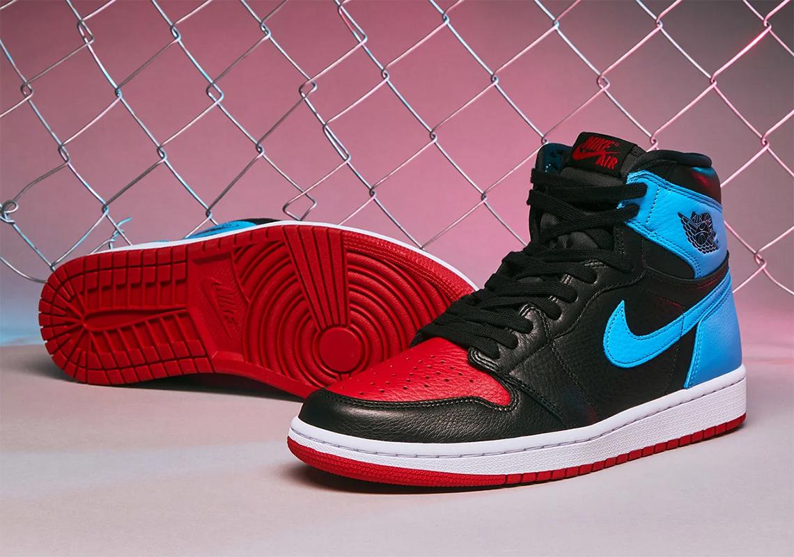 Air Jordan 1 NC To CHI Release Info