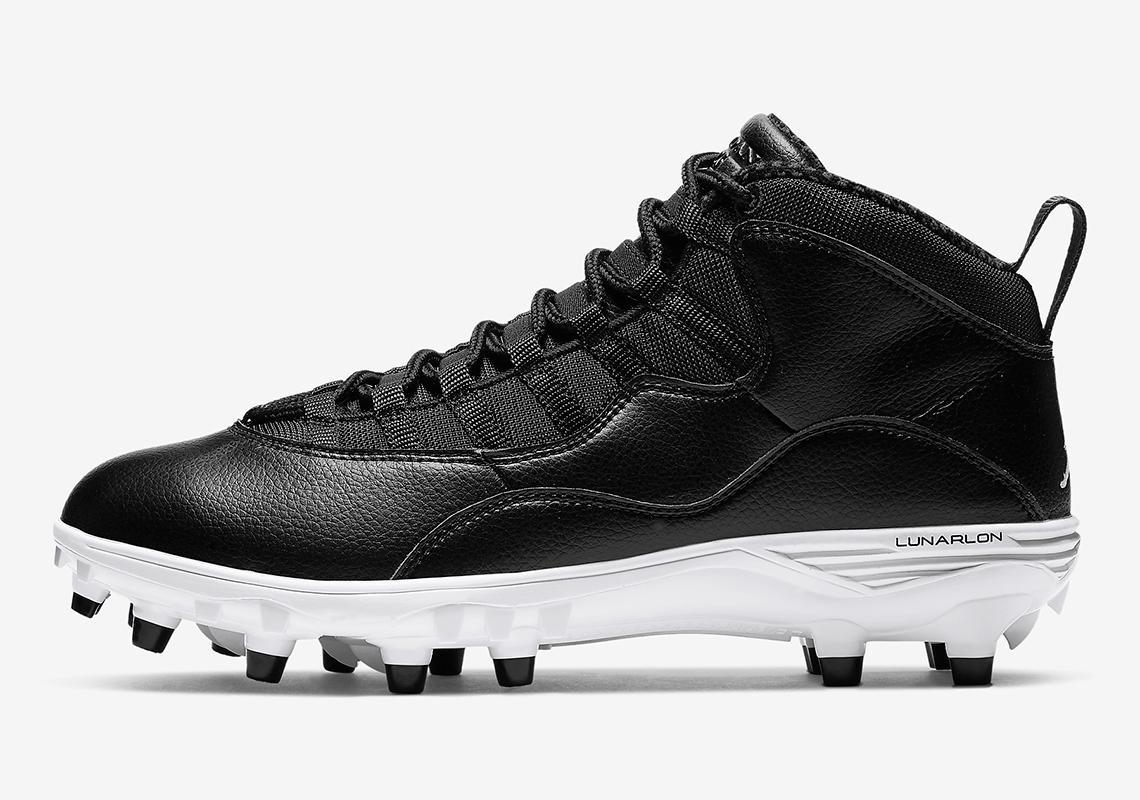 Air Jordan 10 Baseball Cleats Release
