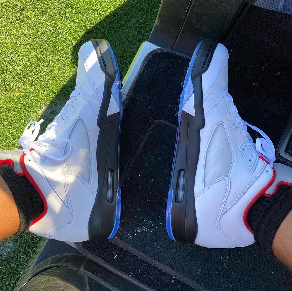 Air Jordan 4 Air Jordan 5 Golf Shoes