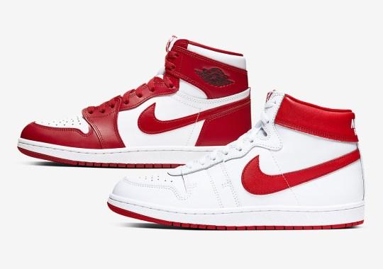 "Where To Buy The Air Jordan 1/Nike Air Ship ""New Beginnings"" Pack"