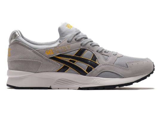 The ASICS GEL-Lyte V Returns For SS20 In A Steady Grey/Yellow Mix