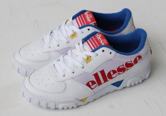 ellesse Explores Their Archives To Bring Back The Tanker OG