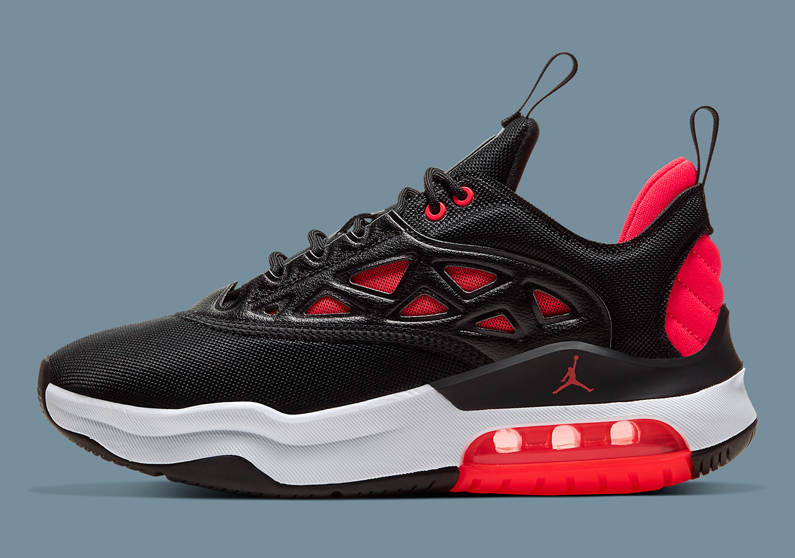 The Jordan Max 200 For Women Gets A Bright Crimson Punch