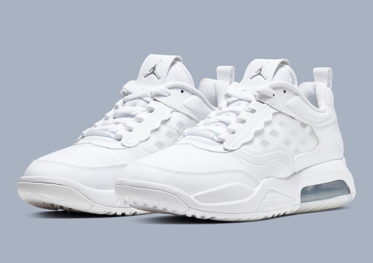 "The Jordan Max 200 Gets The ""Pure Money"" Makeover"