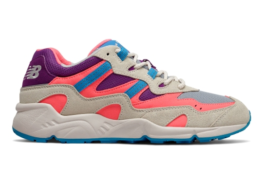 "The New Balance 850 Applies A Fan Friendly ""Tahitian Pink"""