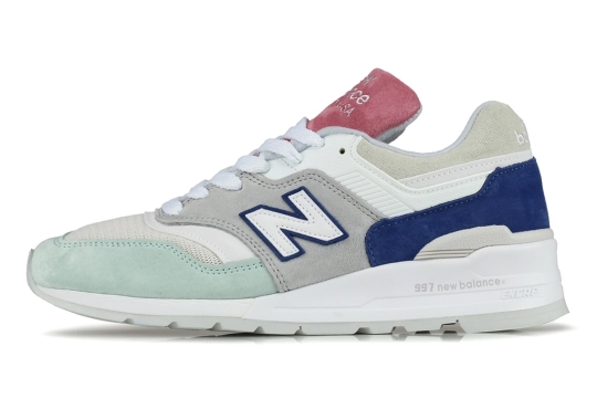 New Balance Inches Closer To Pastels With Latest 997 Drop