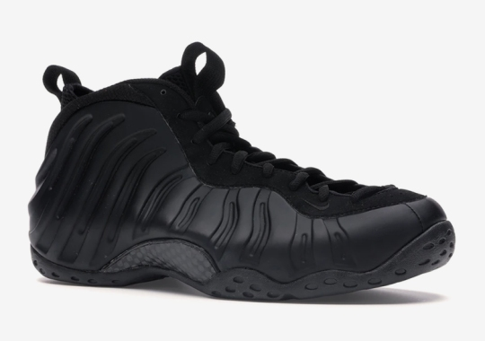 The All-Black Nike Air Foamposite One Could Be Returning In 2020