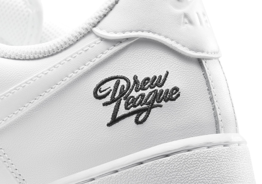 This Nike Air Force 1 Low Honors The Drew League