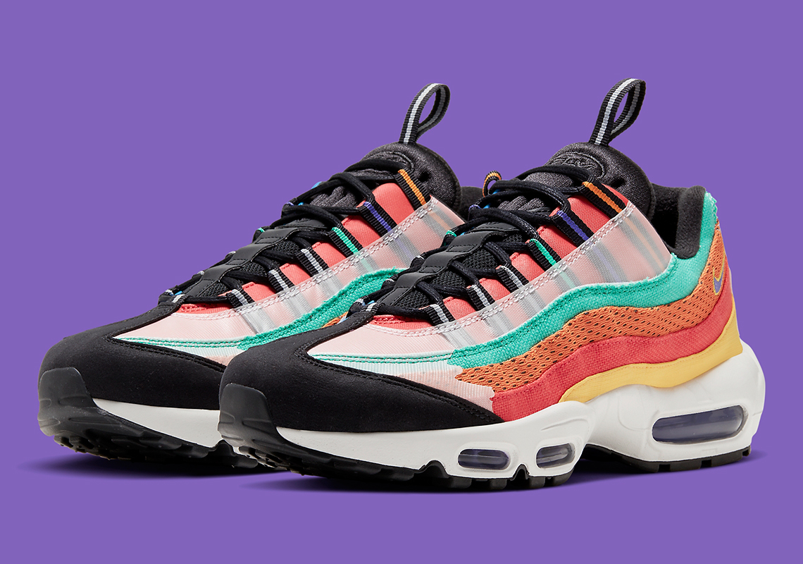 Nike Air Max 95 BHM Multi Color CT7435 901 |