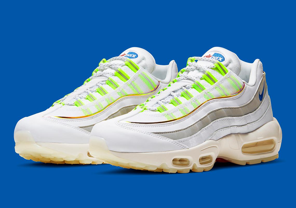 comida Forzado Desfavorable  Nike Air Max 95 De Lo Mio - Release Info SneakerNews.com