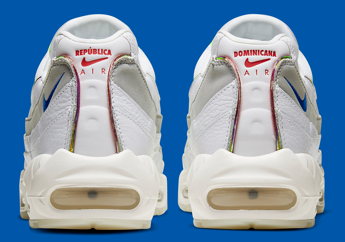 Premonición alcanzar asignar  Nike Air Max 95 De Lo Mio - Release Info SneakerNews.com