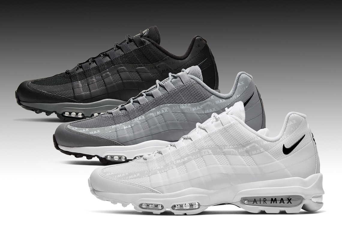 Electropositivo Observar Allí  Nike Air Max 95 Reflective Stripe Pack Release Date | SneakerNews.com