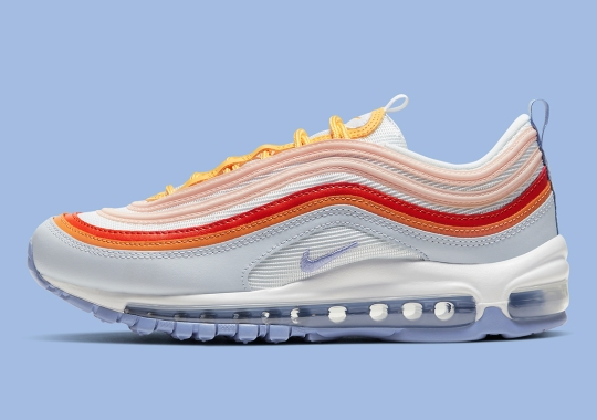 Nike Hints At The Coming Spring Season With Latest Air Max 97