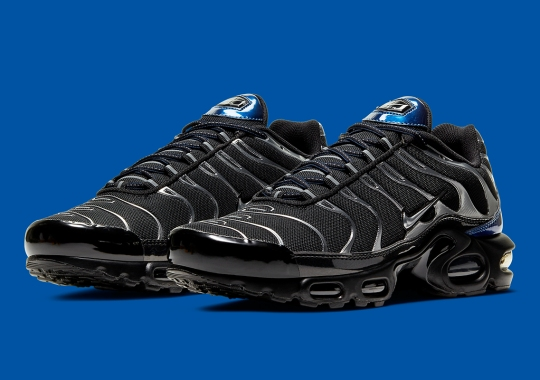 This Nike Air Max Plus Is Made For TRON Fans