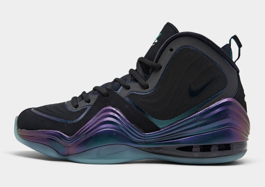 "The Nike Air Penny 5 ""Invisibility Cloak"" Reappears"